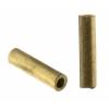 Beadalon Large Crimp Tubes Brass Color 10mm For 16ga 50pc